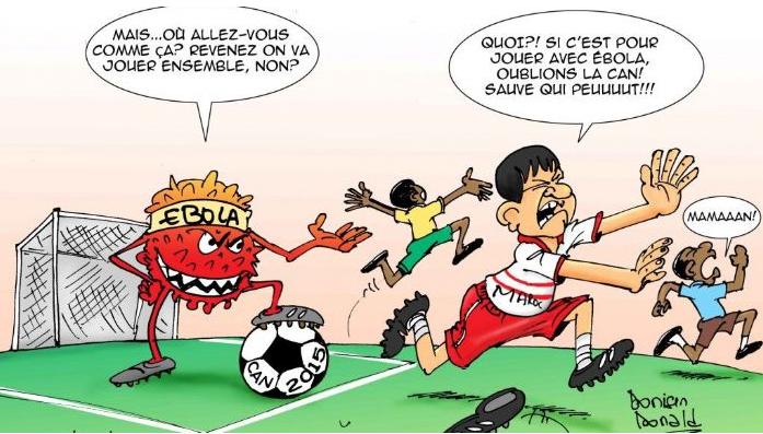 Suspension de la CAN : Aucune sélection africaine ne prendra part à la Coupe du Monde 2018.