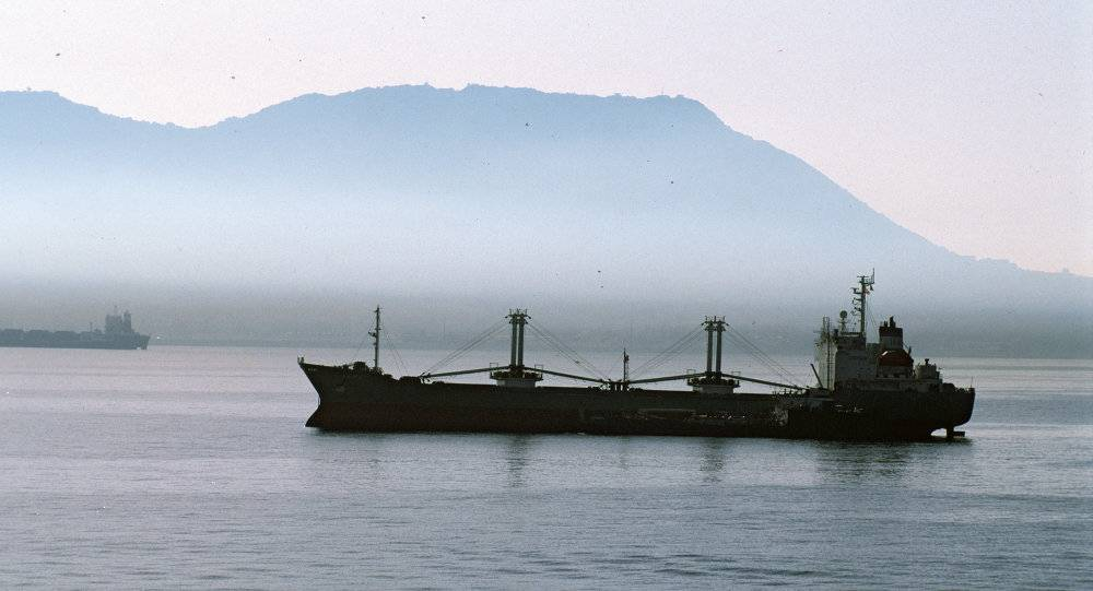 Un bateau comorien  transportant des armes pour Daech pourchassé en Méditerranée